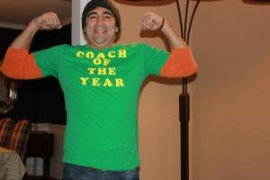 Coach Joe!